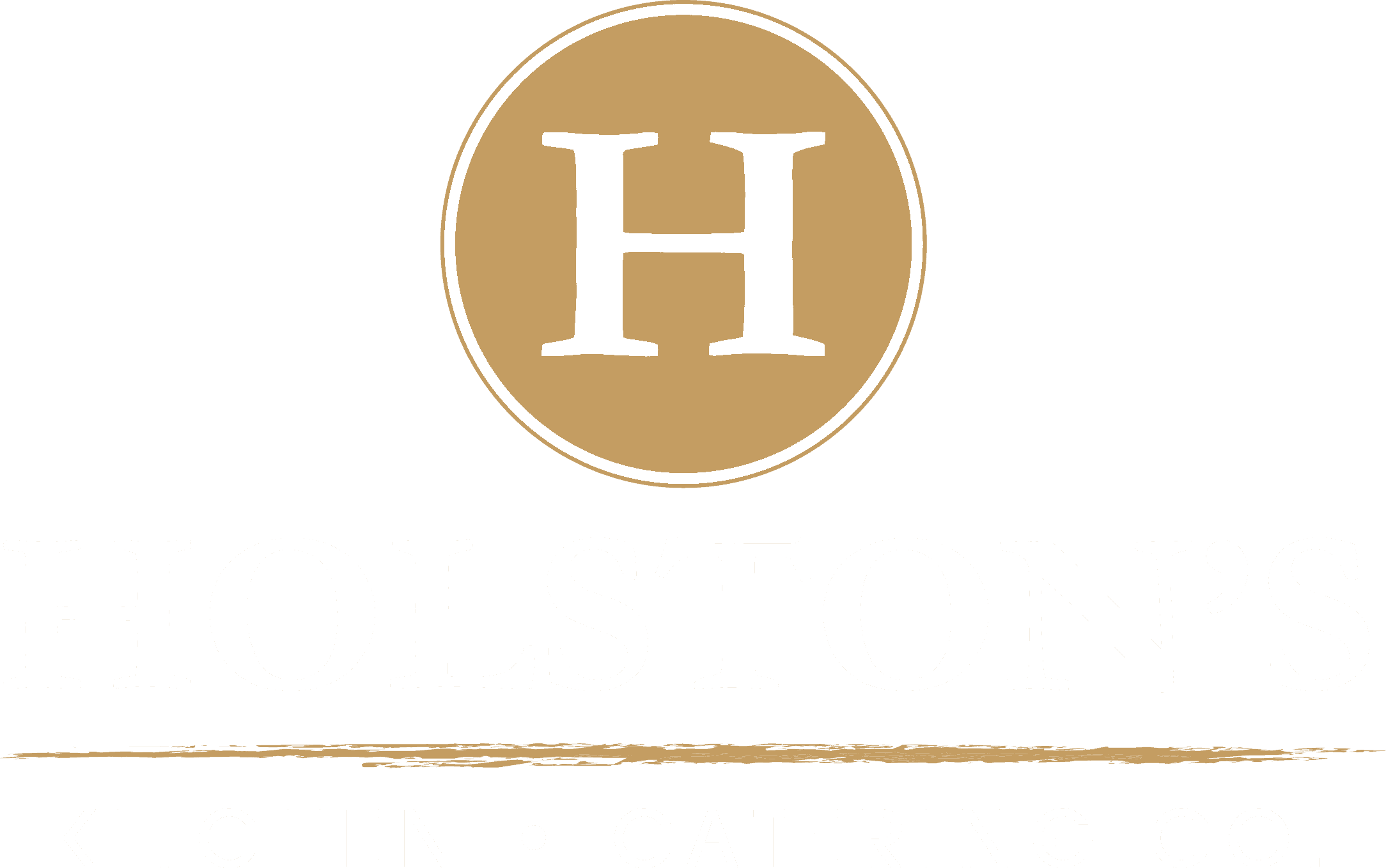 Holstons Customized Catering Mobile Logo